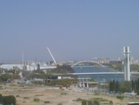 foto smsevilla desde la torre mapfre