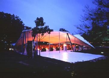 Edificio 2000 Zaha Hadid en Hyde Park (Kesington Gardens)