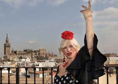 Cicciolina y el Festival Eros